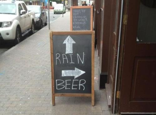 craft beer in the Northwest