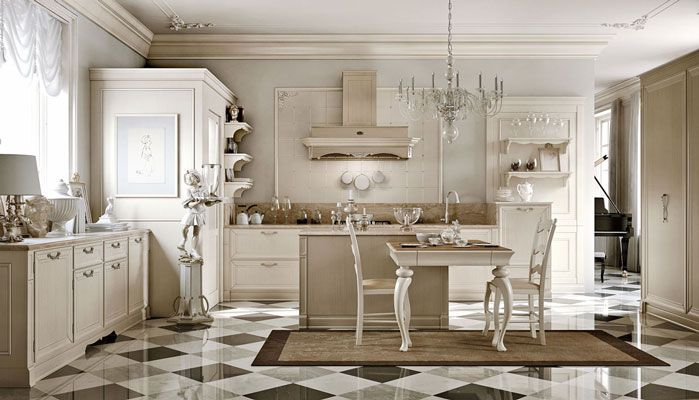 TODAY  Arcari Arredamenti  #classic look, #highstandards of #comfort and #convenience. #madeinitaly  Find out more here http://www.arcariarredamenti.it/en/cucina_venezia.html