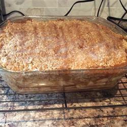 Apple Rhubarb Crisp Allrecipes.com