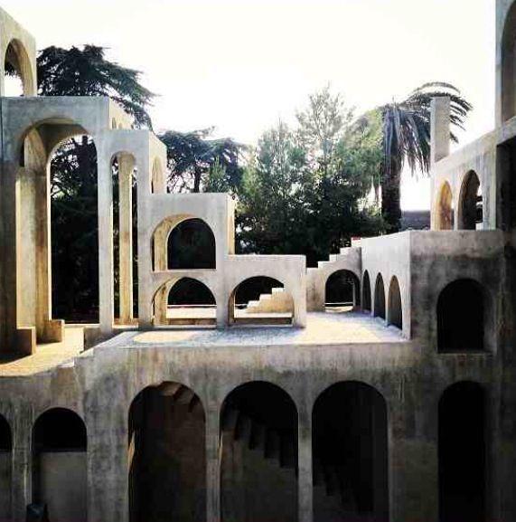 Xavier Corbejo Architecture - arches: