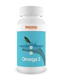 Beyuna Omega3 onderscheidt zich van andere visolie-voedingssupplementen door de zeer hoge concentratie omega 3-vetzuren DHA draagt bij tot de instandhouding van een normaal gezichtsvermogen, is een belangrijke bouwsteen voor de hersenen. DHA en EPA dragen bij aan behoud van een normaal vetgehalten in het bloed, heeft een positieve bijdrage aan de normale werking van het hart en draagt bij tot de instandhouding van de normale bloeddruk.