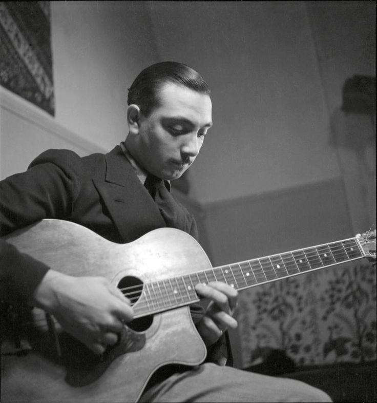 Jean 'Django' Reinhardt-One of the fathers of modern guitar