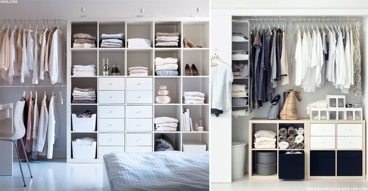 Looking for a stylish storage solution? We're big fans of the versatile and affordable KALLAX range from IKEA, and it seems we're not the only ones because these sleek square units pop up all over Pinterest.