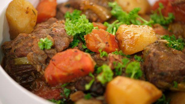 Eén - Dagelijkse kost - Ierse stoofpot met rundvlees en aardappelen