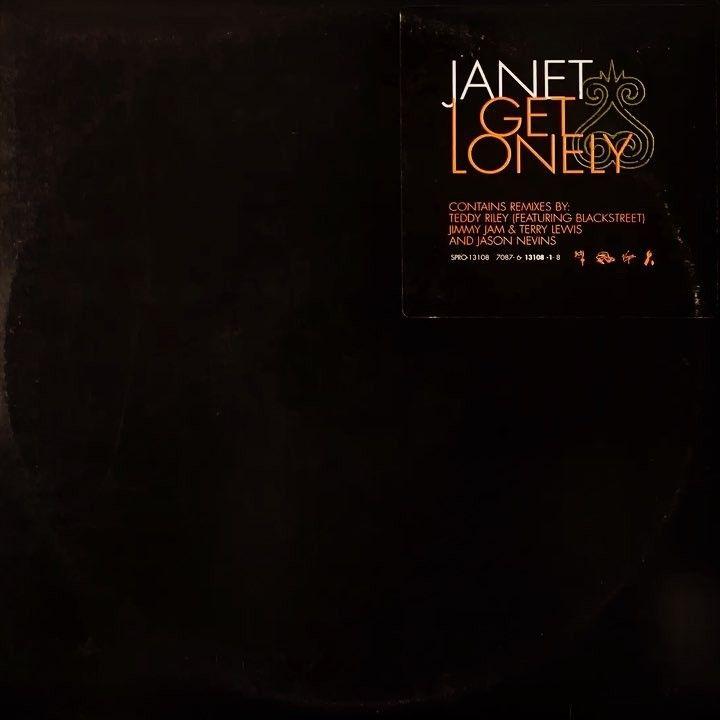 つ JANET - I GET LONELY 全然LONELYじゃないフザけたI GET LONELYのハウスRemix:.\(( ω ))/.: #janet #igetlonely #jamandlewis  #house #アナログ #レコード #vinyl #music #musica #instamusic #instamusica #sound #instasound #12inch #ilovevinyl #vinylcollection #vinyljunkie #vinylcollector #vinylgram #vinyloftheday #instavinyl #lp #record #randb #vinyllover #musiclover #ジャネキチ #レコードジャケット #jj