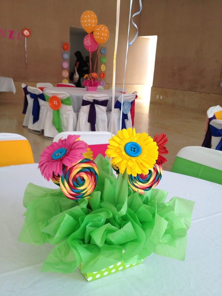 Lalaloopsy centerpiece. 326 Best images about Lalaloopsy birthday party ideas on Pinterest