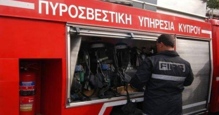 Κύπρος: Έκρηξη σε αγωγό νερού σε επαρχία της Λάρνακας