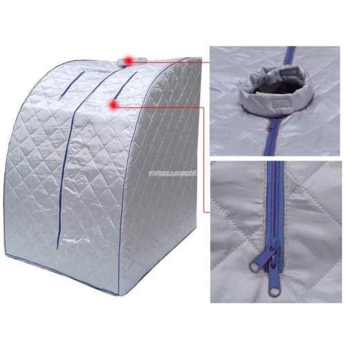 New Portable Steam Sauna Spa Weight Loss Detox!