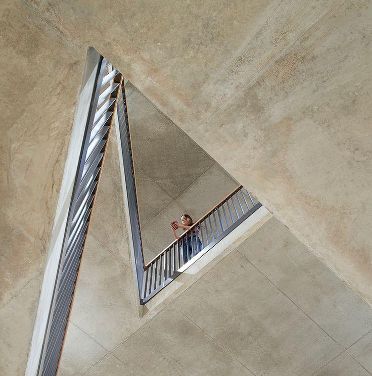 daniel libeskind completes ogden centre at durham university
