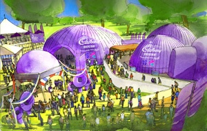 A great illustration of the #Cadbury House in Hyde Park for the London Olympics.  #EvolutionDome #Cadburys #Illustration #InflatableDome #InflatableStructure #HydePark #OutdoorEvent #BespokeBranding #EventSpace #DrySpace #AllWeatherMarquee #BubbleTent #Promotion #BrandAwareness #PromotionalEvent