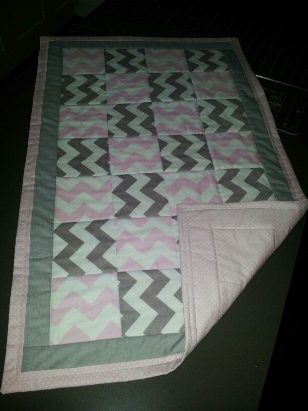 Cradle blanket/change pad