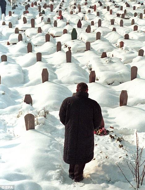 1992-1995-Bosnian War