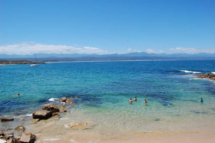 Snorkeling and diving site in Plettenberg Bay