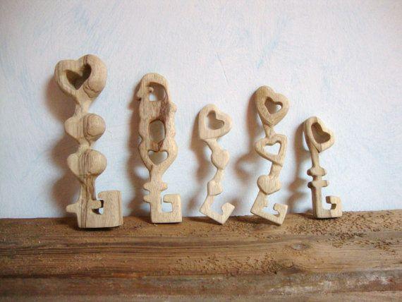 Matrimonio famiglia scheletro chiavi di BoisetRois su Etsy
