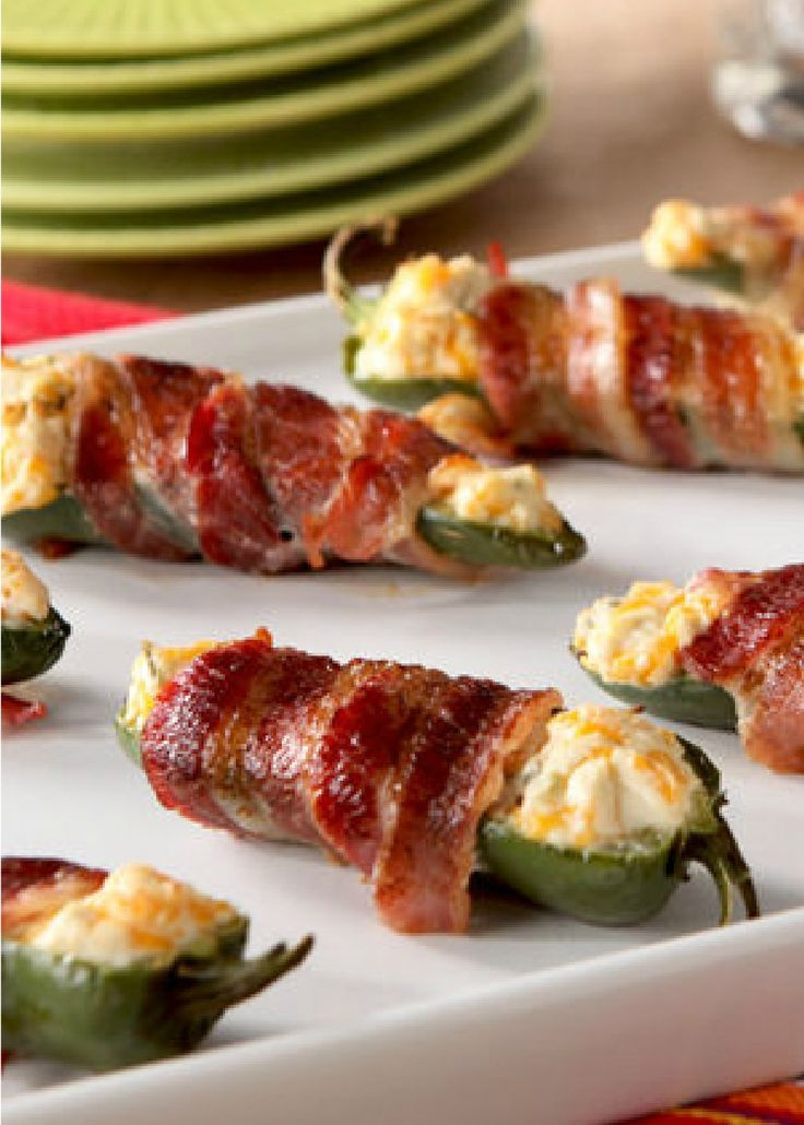 25+ best ideas about Bacon wrapped jalapenos on Pinterest ...