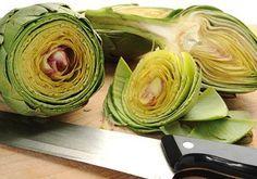 Tolle Artischocken-Rezepte und Tipps, wie man Artischocken zubereiten und kochen kann.