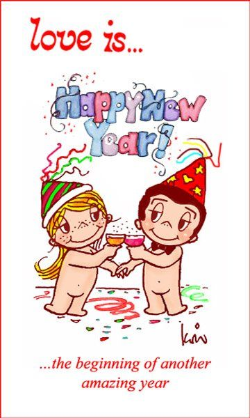 love is the beginning of another amazing year lve is pinterest love love is cartoon and love quotes