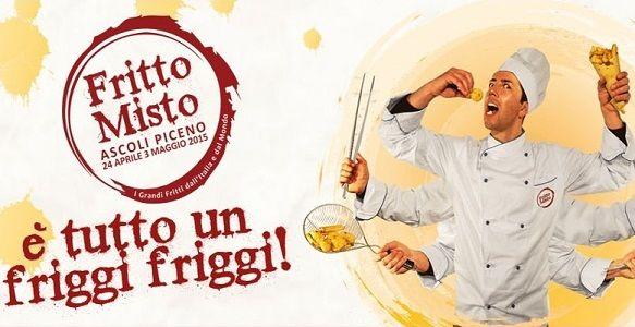 Un Fritto Misto d'eccezione con Le Farine Magiche. Anche quest'anno il Gruppo Lo Conte sarà protagonista dell'evento marchigiano interamente dedicato alla frittura.