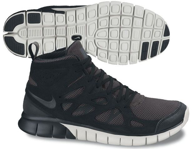 Nike Free Run 2 Mid - First Look