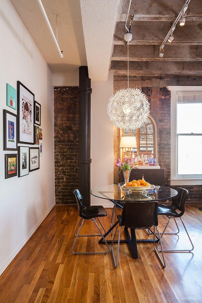 Best Downtown Lofts Ideas On Pinterest Loft Industrial Loft