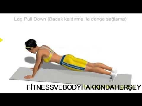 Basen Eritme Hareketleri - YouTube