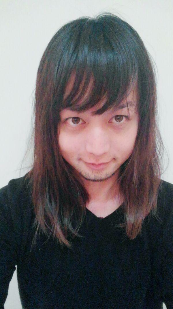 メンズが恩納湖みたいに前髪を作ったら気持ち悪かった ヘアケア 前髪 ロングヘア