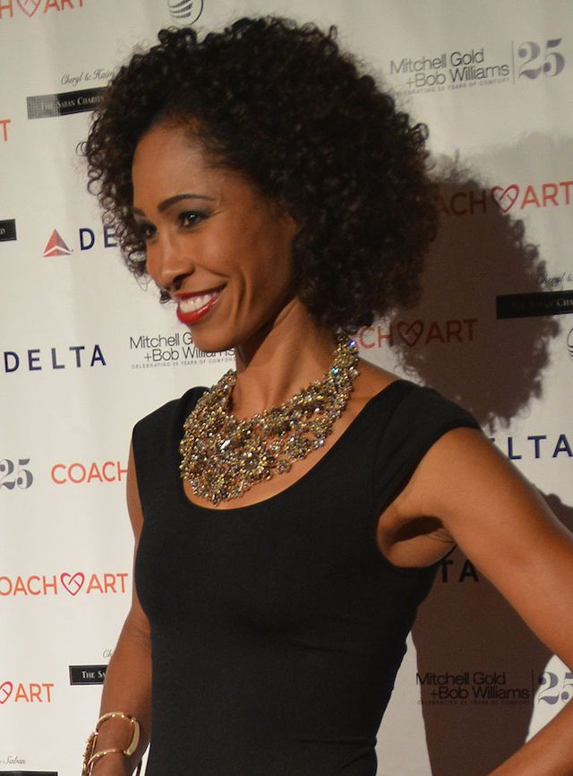 """ESPN anchor Sage Steele charged during a recent faith forum in Florida that the worst racism she's received as a biracial TV personality has been from """"people with my skin color."""" (N.B. : Note to Steele - This Expatriate Chicagoan KNOWS, UNDERSTANDS, and HAS EXPERIENCED YOUR PAIN.. 'Nuff Said!!!!)"""