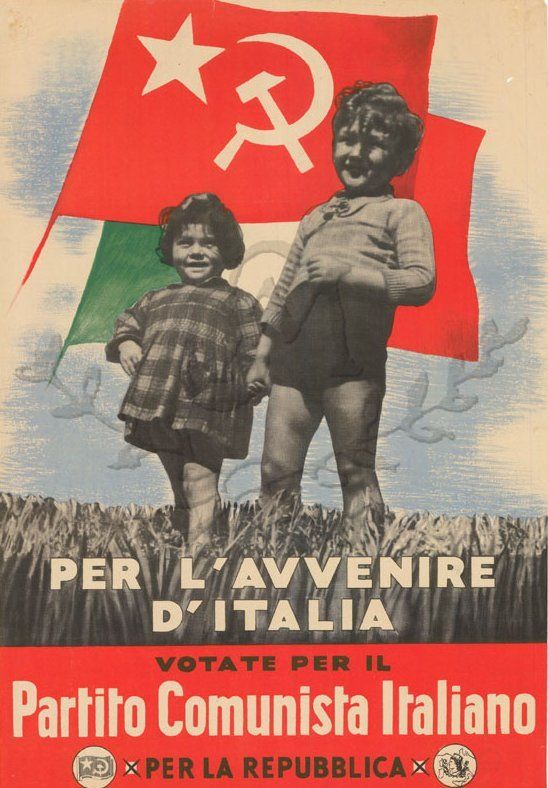 Nel 1921 nel congresso di Livorno del partito socialista italiano. Nasce il partito COMUNISTA ITALIANO.
