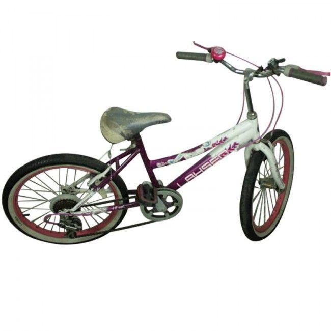 Bicicleta Aro 20 Lahsen - Sensacional