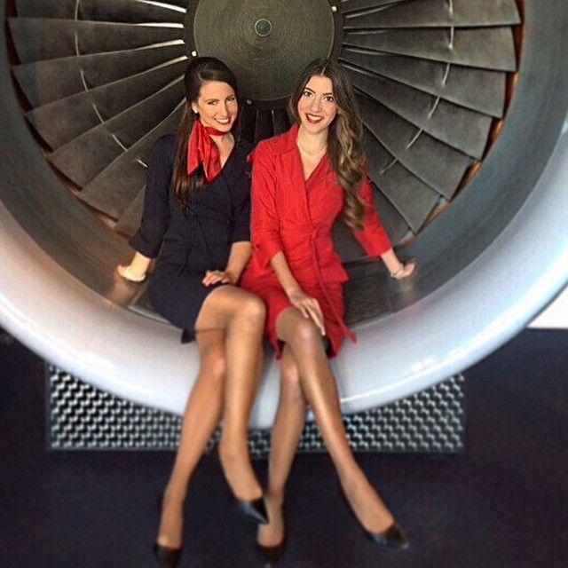 Jaseylately Flightattendant Stewardess Cabincrew