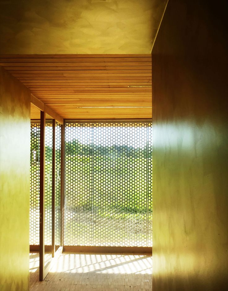 Heintz-Kehr architects · Village Hall in Hunspach. France · Divisare