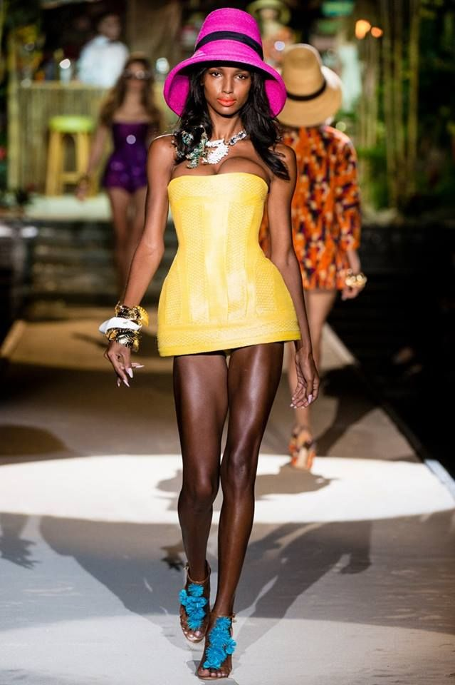 Dsquared² S/S 2014 MFW