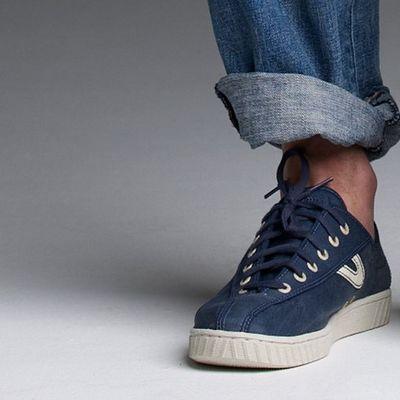tretorns + jeans