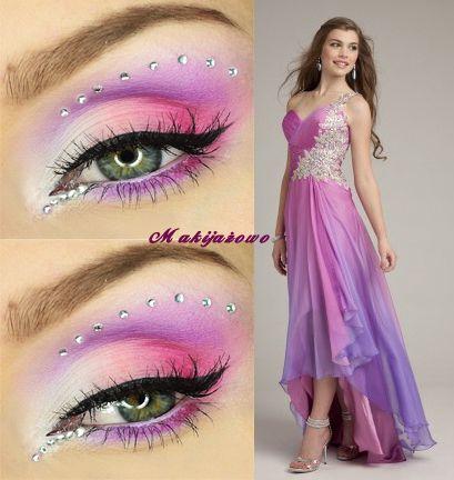 88 best Prom Makeup images on Pinterest | Eye make up, Eye ...