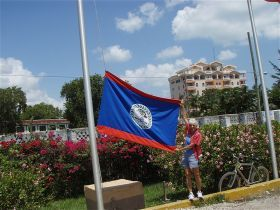 belizean flag