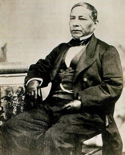 Benito Juárez - El benemérito de las américas.