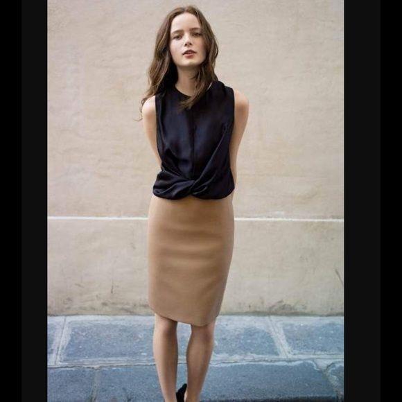 25  best ideas about Beige pencil skirt on Pinterest | Beige skirt ...