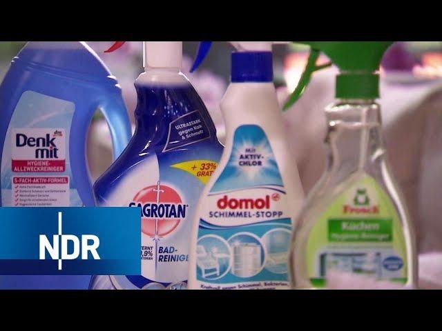Putzmittel mit Hygiene-Versprechen sollen Keime im Haushalt abtöten. Sind sie gründlicher als Allzweckreiniger? Markt vergleicht Produkte von dm, Rossmann, Sagrotan und Frosch.   https://www.youtube.com/watch?v=hEf_hzTvt6M   #Hygieneartikel #Putzartikel #Putzmaterial #Reinigung #Sauberkeit #Verlgeich