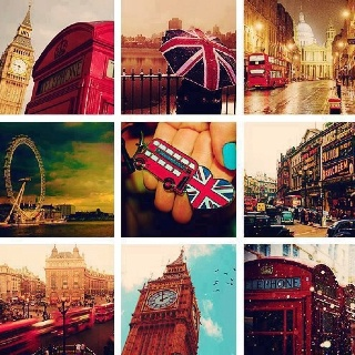 London calls me a stranger...a traveler. But to me, i call it my future home...