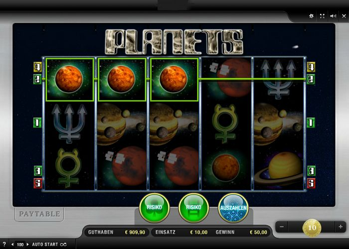 Planets im Test (Merkur)