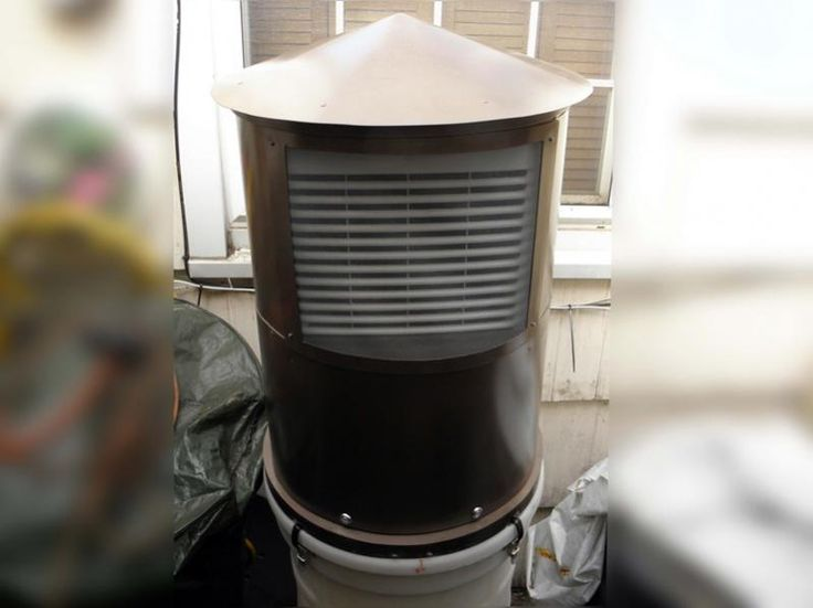 Atmospheric Water Generator. by Captainleeward - Atmospheric Water Generator.  This is a home made AWG. Here in California we need all the water we can get.This is a dehumidifier that gets h2o from the moisture in the air about 5 Gallons a day. It has a 30 Gallon tank and extra black Berky filters in side.