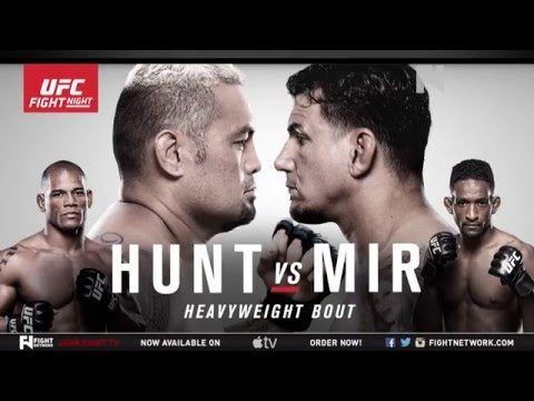 awesome 5 Rounds on UFC Battle Night Brisbane Consequences - Part 2 & 3