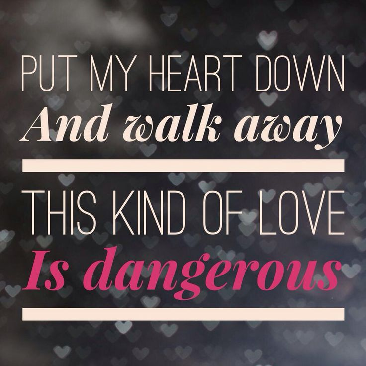 Sara Evans-Put My Heart Down....absolutely love this song!!!
