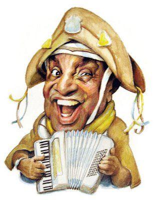 Luiz Gonzaga ( caricatura )
