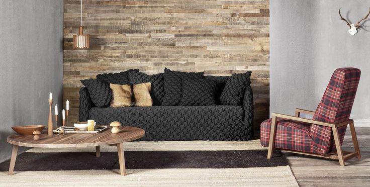 GHOST 12 Sofa. To purchase these items contact RADform at +1 (416) 955-8282 or info@radform.com #modernfurniture #contemporarydesign #interiordesign #modern #furnituredesign #radform #architecture #luxury #homedecor