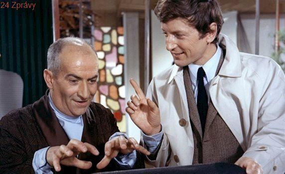 Zemřel francouzský herec Claude Rich, známý z Oskara i Chobotnice
