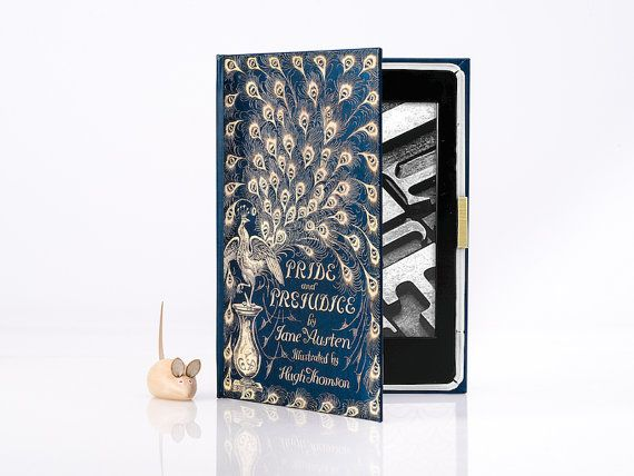 Kindle Paperwhite Cover  Pride and Prejudice by MarstonBindery