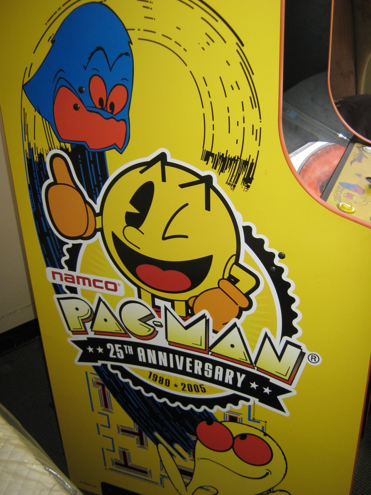 pacman the game, miss pacman arcade game for sale, mrs pacman arcade game ~ see our video on Youtube →  http://www.youtube.com/watch?v=EVqluwMF0x0