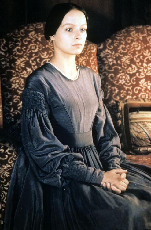 Samantha Morton in Jane Eyre (1997). Although it's not the best adaptation I think Samantha Morton and Ciaran Hinds capture Jane and Rochester so well.