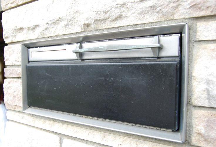 1964 recessed mailbox